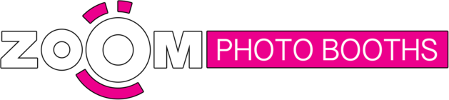 Zoom photo booth logo