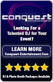 conquest DJ & Photo Booth